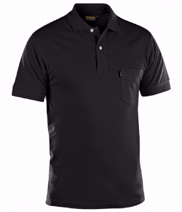 Blaklader 3305 Polo Shirt (Black)